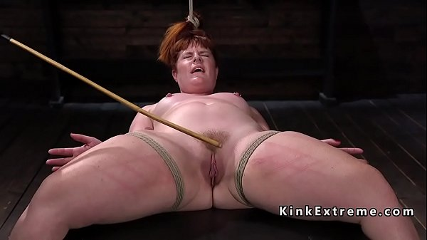 Caning, Redhead, Caned