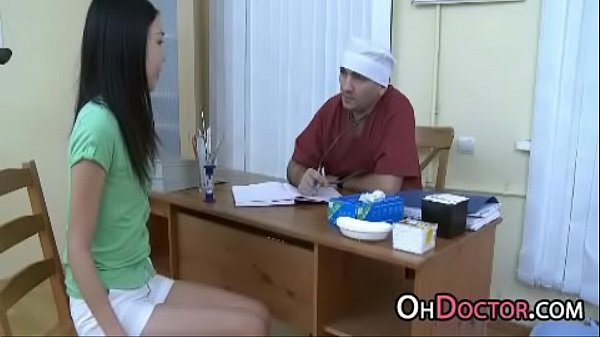 Asian pussy, Teen pussy, Doctor exam