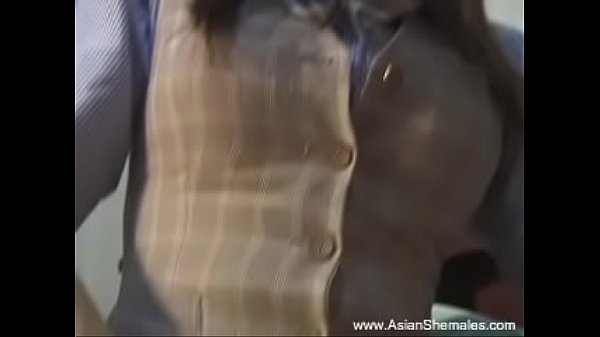 Jerk off, Thai ladyboy