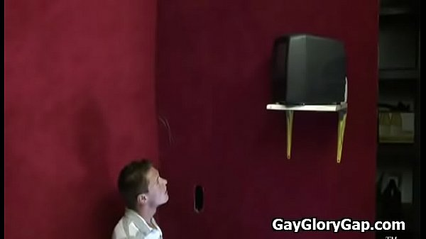 Gloryhole, Interracial