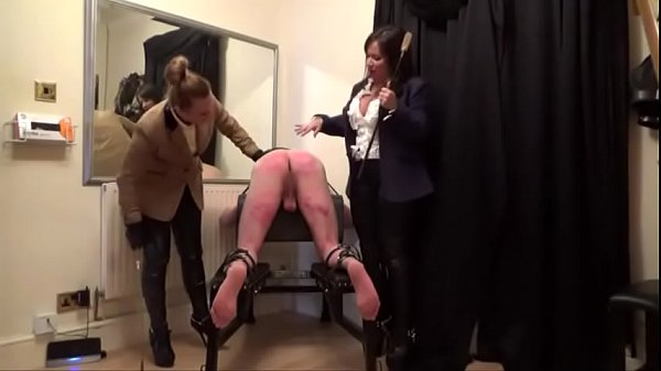 Double, Caning, Mistresses, Caned