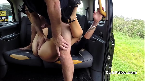 Taxi, Fake taxy, Fake anal, Blond anal, Anal taxi, Anal sex