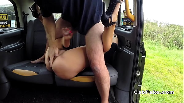 Taxi, Anal sex, Fake taxy, Fake anal, Blond anal, Anal taxi