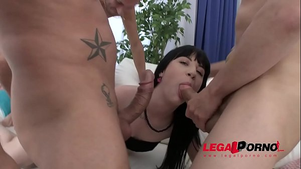 Double anal, Double pussy
