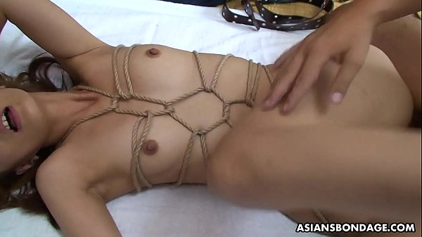 Rope, Roped, Asian wife