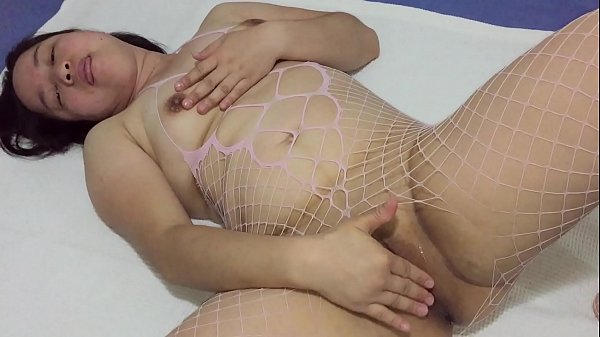 Xvideos, Stock, Pink pussy, Milf stockings