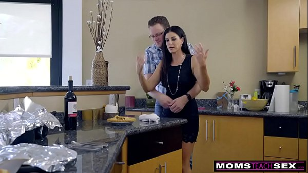 Mom and son, Moms, Son and mom, Son fucks mom, Creampie eat, Son creampie