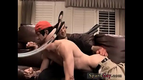 Spanking, Young boy