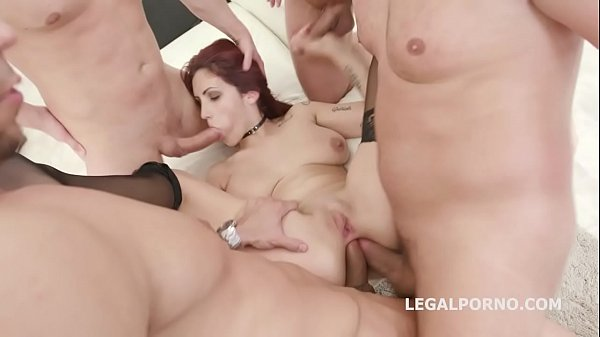 Double anal, Busty anal, Anal slut