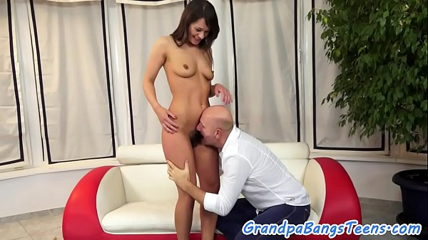 Hairy, Grandpa, Amateur pussy