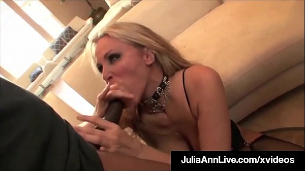 Julia ann, Anne, Facial, Interracial anal, Anne anal
