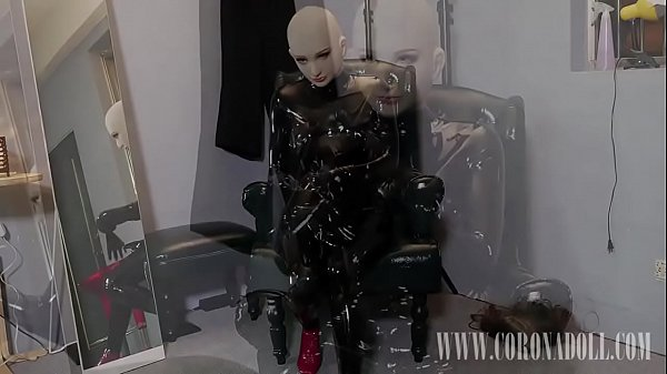 Bondage, Latex, Gloves