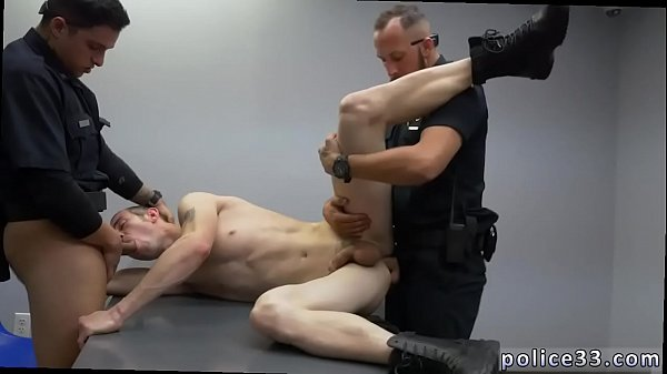 Police, Gay jerk off
