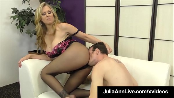 Julia ann, Feet, Julia