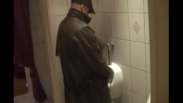 Toilet, Young guy