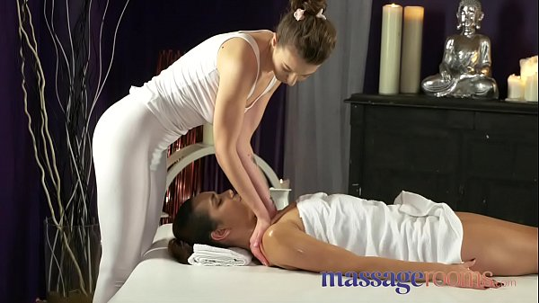 Massage lesbian, Lesbian massage, Oily, Big tit massage