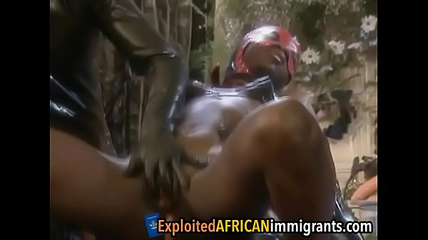 Extreme, African, Extreme bdsm