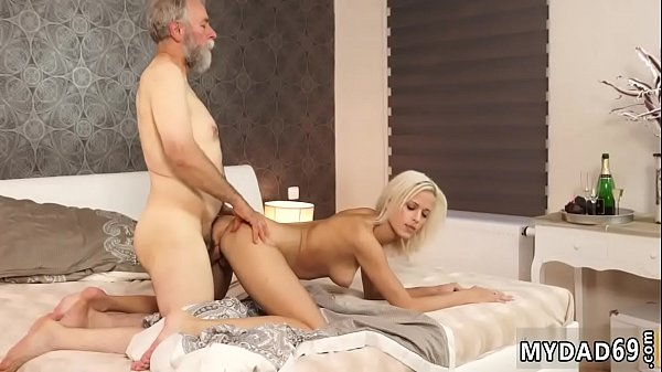 Old young, Young and old, Old milf