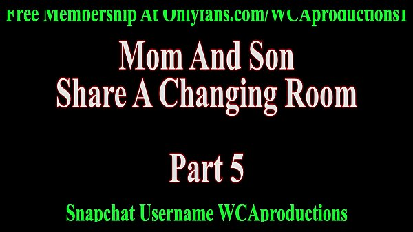 Son and mom, Son mom, Mom & son, Mom &son, Changing