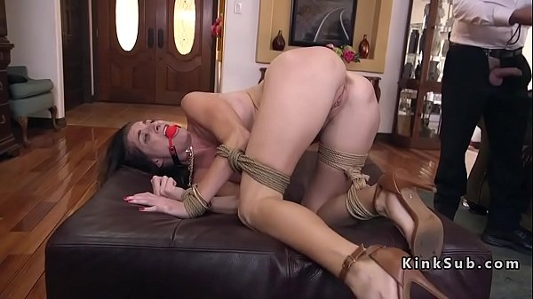 Tied, Rough anal